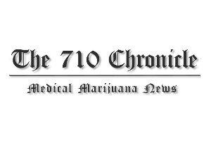 The 710 Chronical Logo