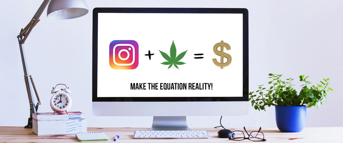 Instagram for dispensaries