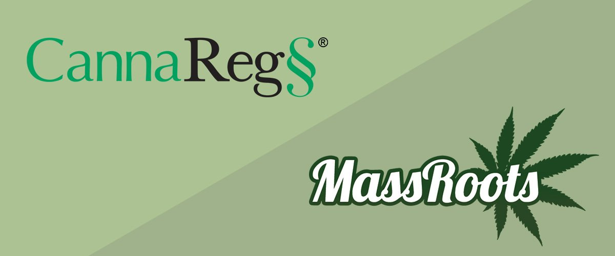Eye On The Ball: MassRoots Acquiring CannaRegs