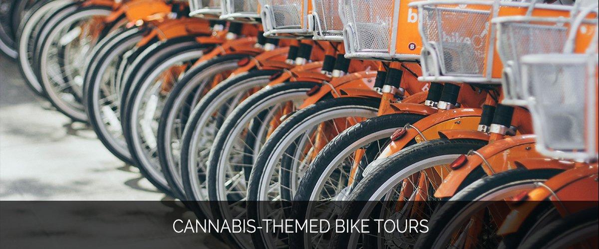 Cannabis-Themed Bike Tours
