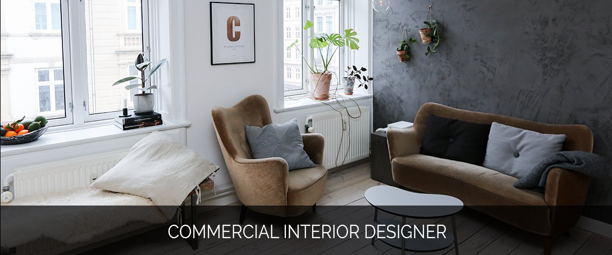 Commercial Interior Designer