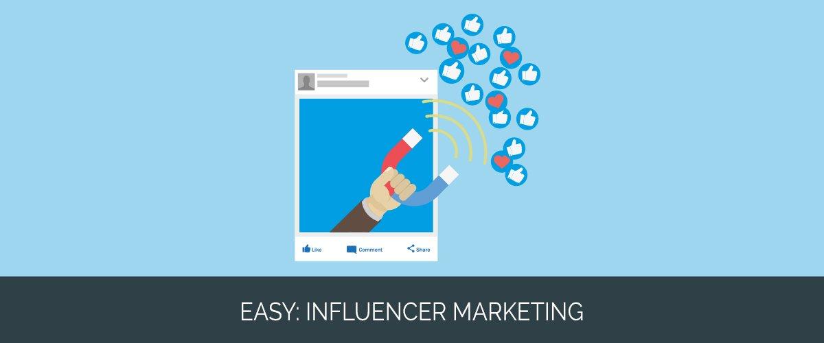 Easy- Influencer Marketing
