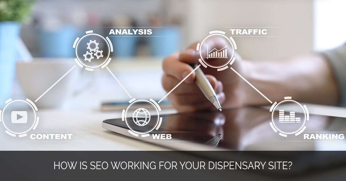 How Is SEO Working for Your Dispensary Site_