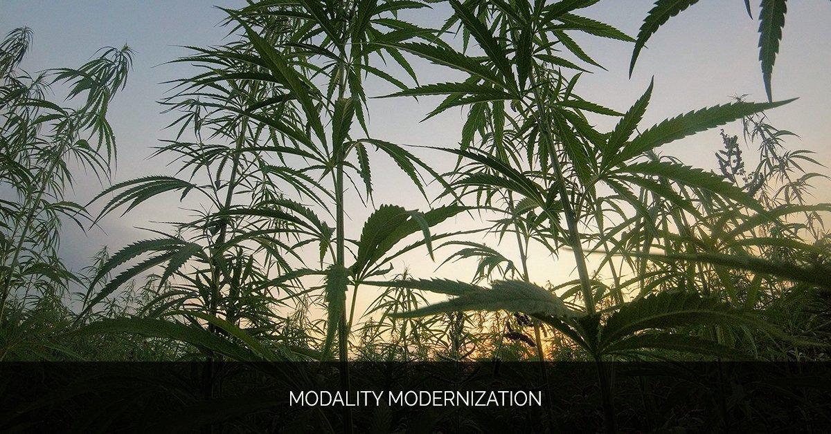Modality Modernization