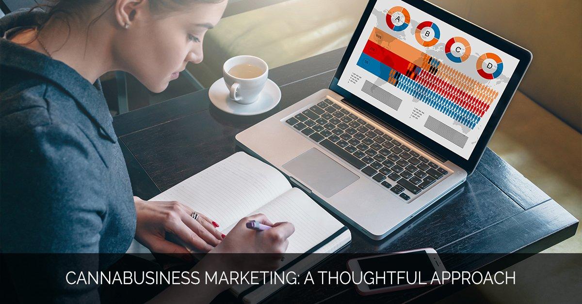 Cannabusiness Marketing- A Thoughtful Approach - Marijuana Marketing Xperts