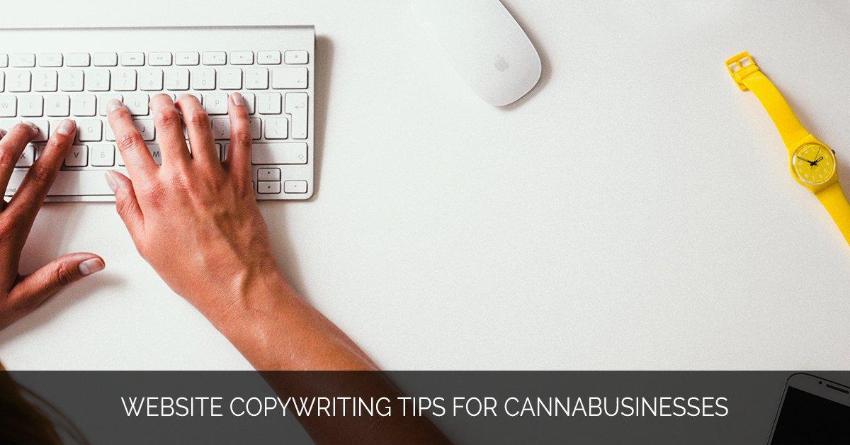 Website Copywriting Tips for Cannabusinesses - Marijuana Marketing Xperts