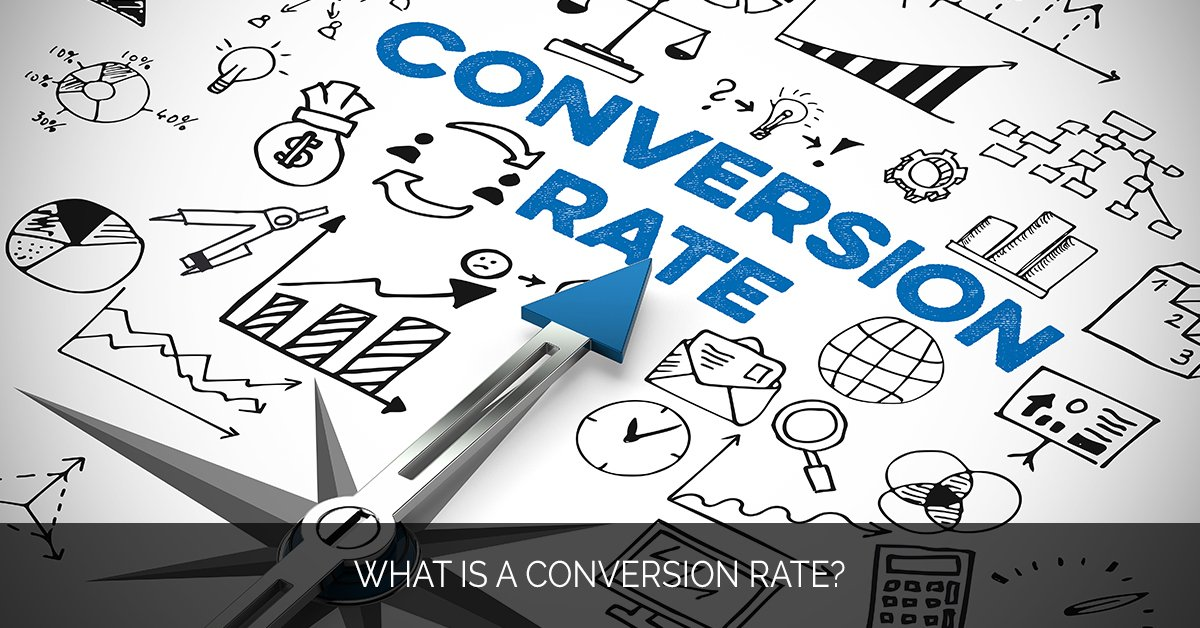 What is a conversion rate_
